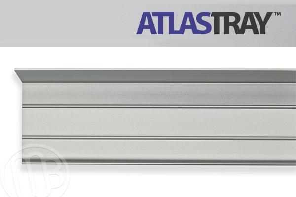 Atlas Marker Trays Aluminium