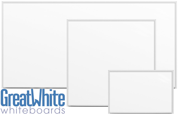 GreatWhite Whiteboards and Dry Erase Boards
