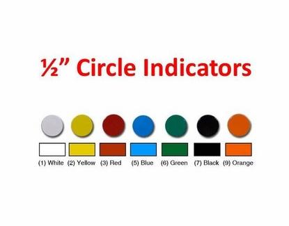 Circle Indicators