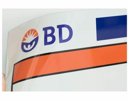 Custom Printed Dry Erase Magnet Print