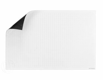 Dry Erase Ghost Grid Magnet