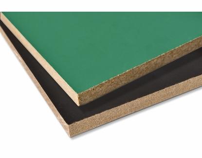 Non-Magnetic Chalkboard Panels