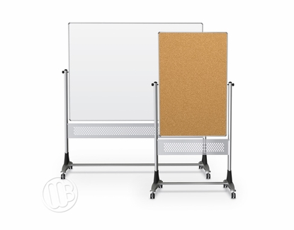 Platinum Non-Magnetic Cork Whiteboard