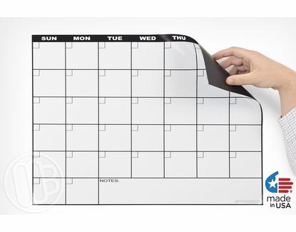 Refrigerator Calendar Kit